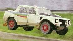 """A tutta velocità nel fiume Taro: """"Così ho preparato le Lamborghini per la Parigi Dakar"""""""